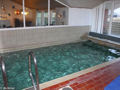 18m² großer Pool im Tingodden Strandhus