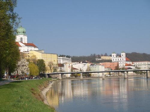 Dreifl�ssestadt Passau