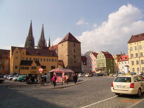 Dom- und Residenzstadt Regensburg
