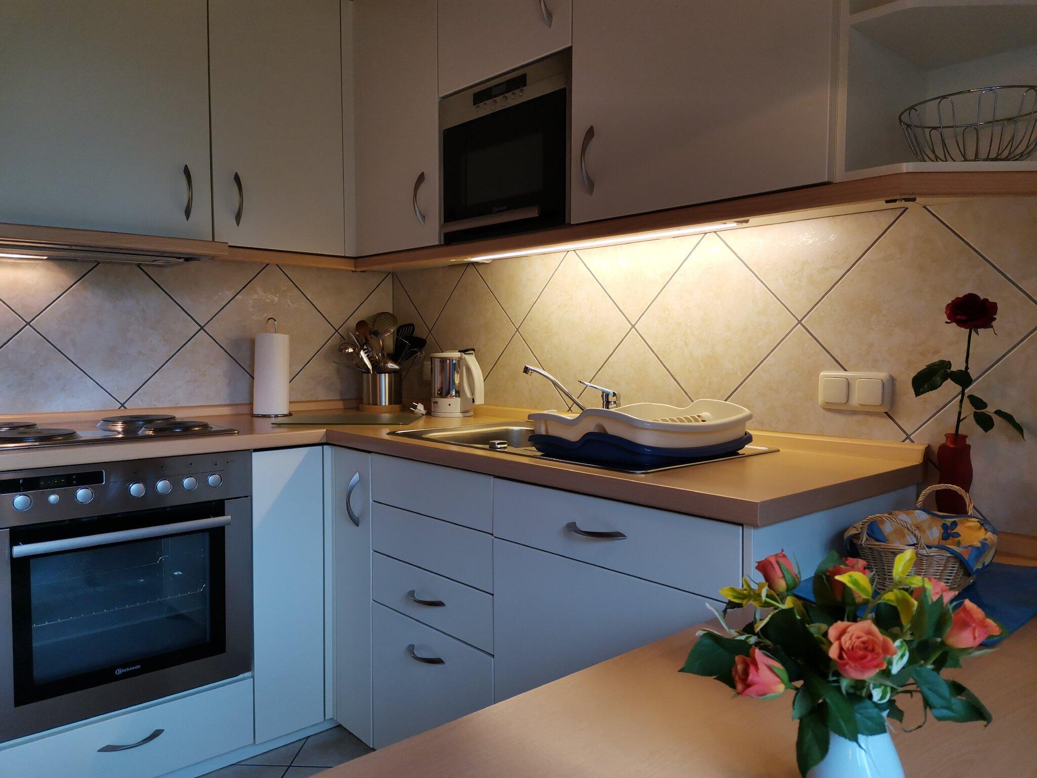 Hier können Sie ruhig schlafen u. träumen