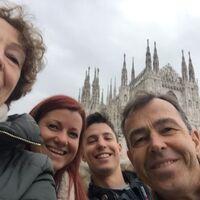 Vermieter: in Mailand...
