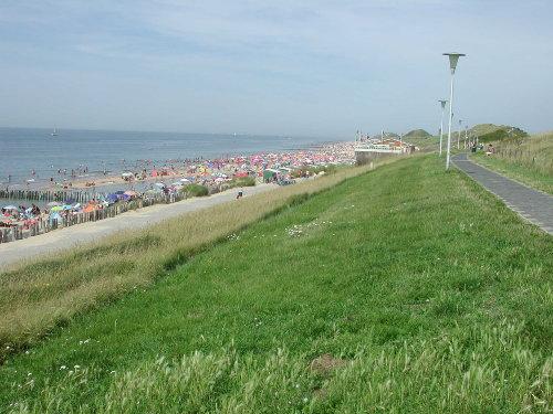 Strand, Meer und Dünen