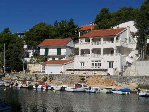 Villa Emma in Primosten - Dalmatien