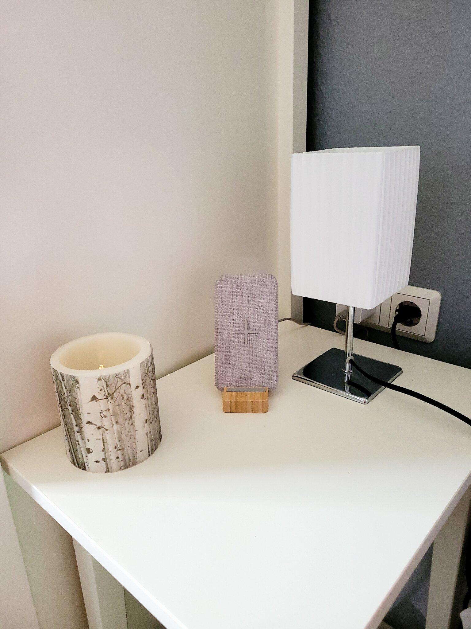 Tageslichtbad mit Waschmaschine