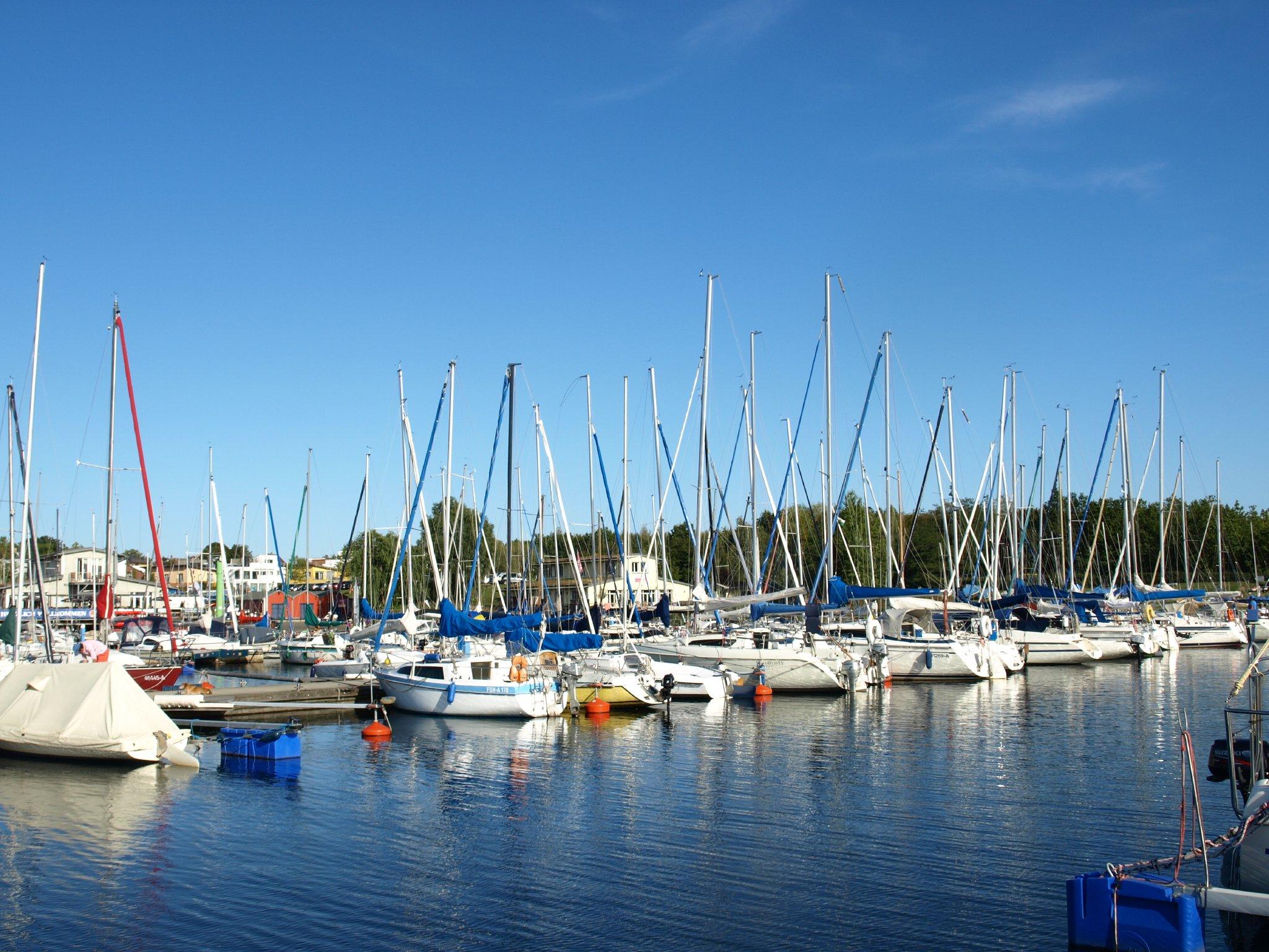 Jachthafen Cospudener See