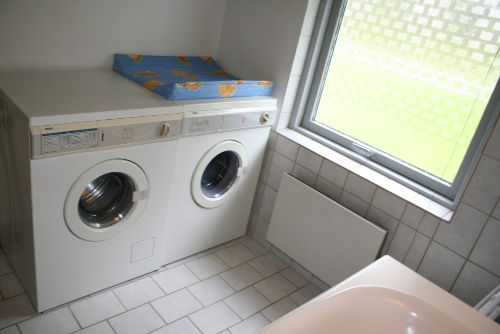 Wasche - Trochen und Wieckelzimmer