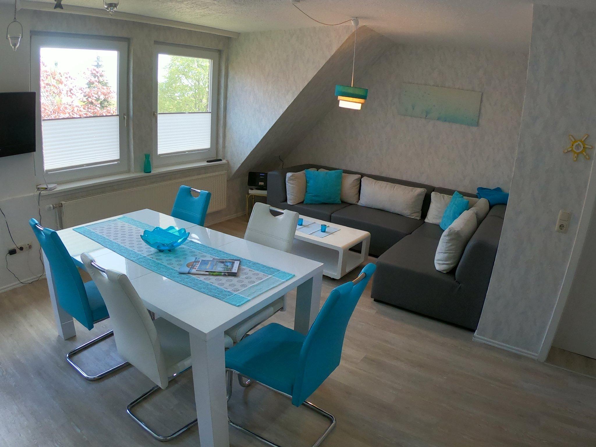 Gästehaus Siebrecht, W5 im 2.OG + DG