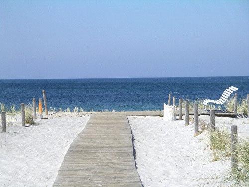 Strandaufgang von Markgrafenheide