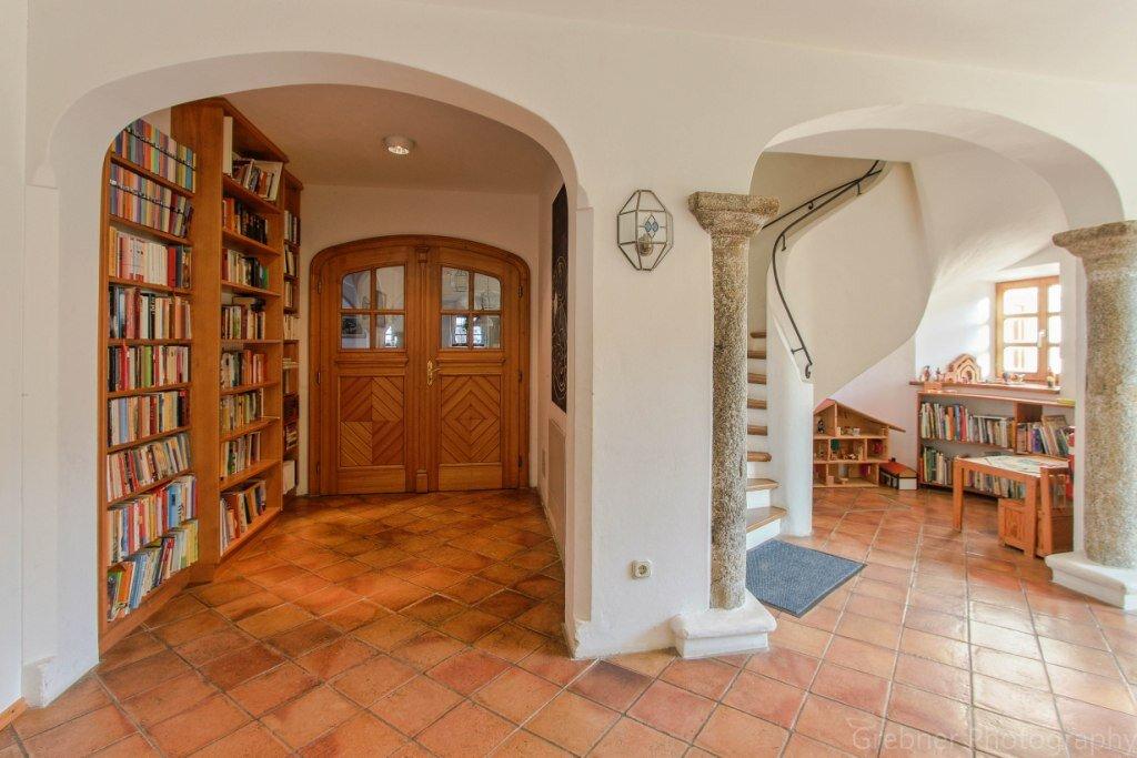 Schlafzimmer in Wohnung Nr.2