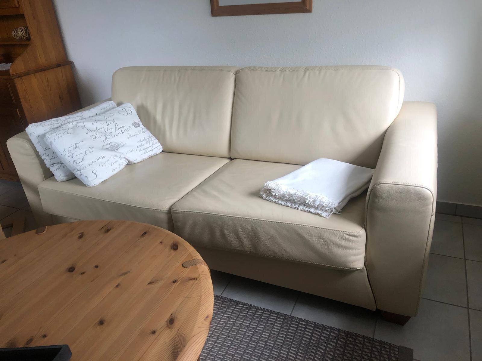 Küche der Wohnung Amrum