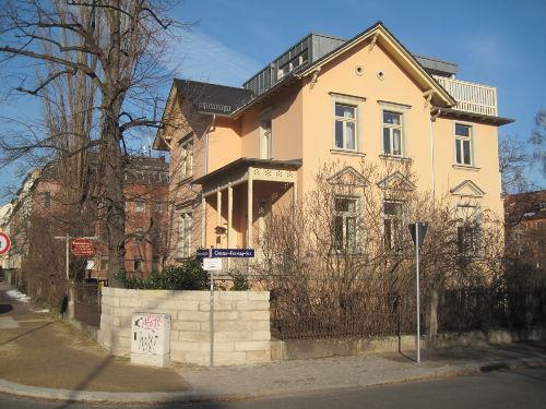 Stadtvilla am Niederwaldplatz 8