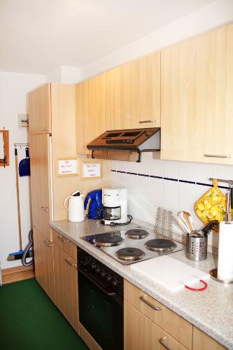 Kleine Küche ohne Geschirrspüler