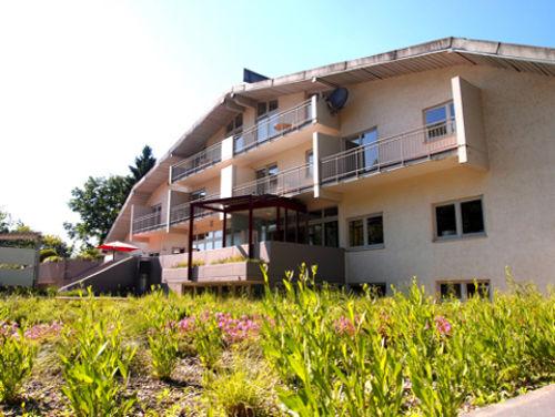 Umgebung von Ferienwohnung im Sportcenter - Wohnung 2