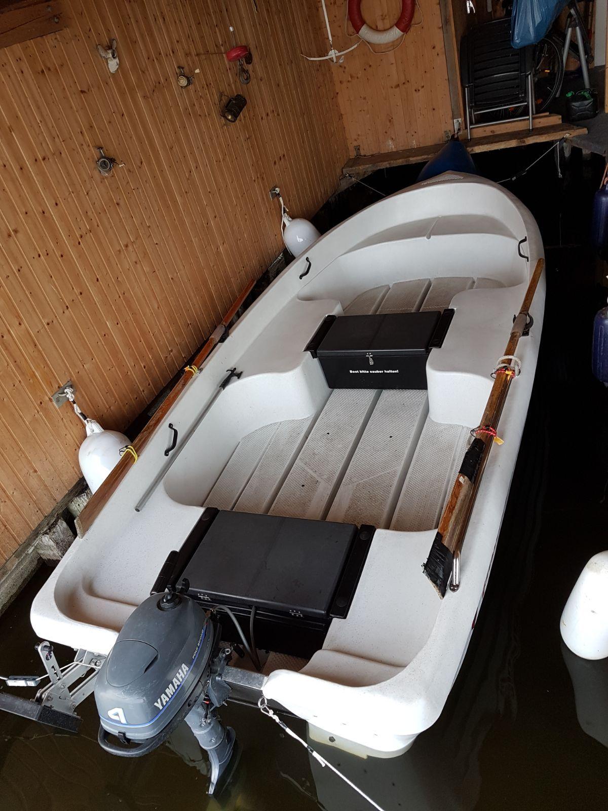 Bootsausflug mit dem eigenen Boot
