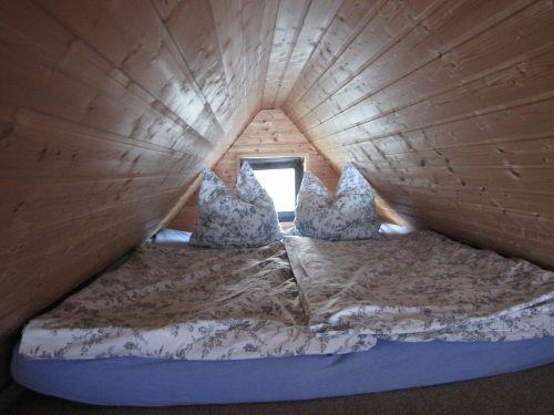 Dachboden, geniales Zeltfeeling für Zwei
