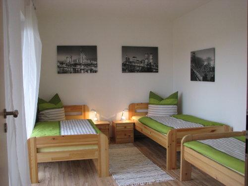 Beispielfoto Schlafzimmer (3 Personen)