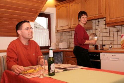 Ihre Küche, kpl. ausgestattet