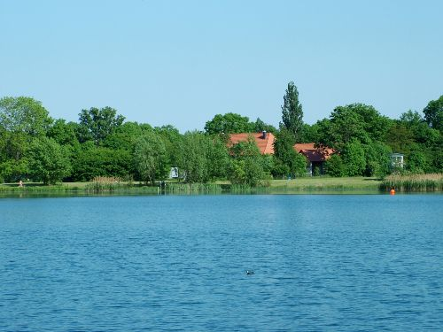 Geistm�hle am See