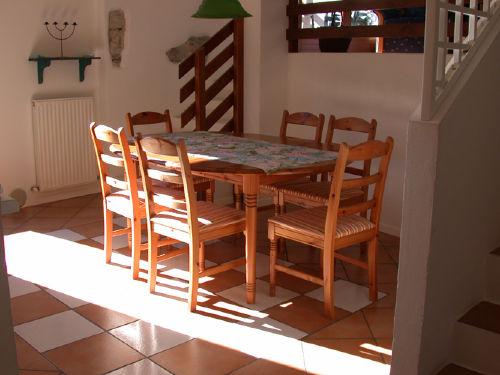 Blick vom Balkon auf den Monte Baldo
