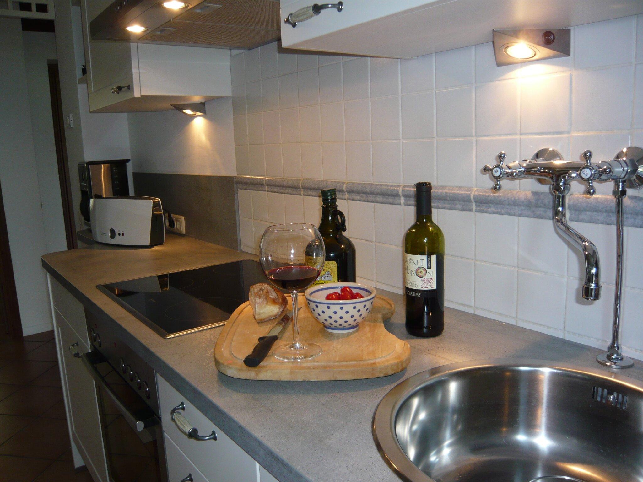 Küche piano secondo