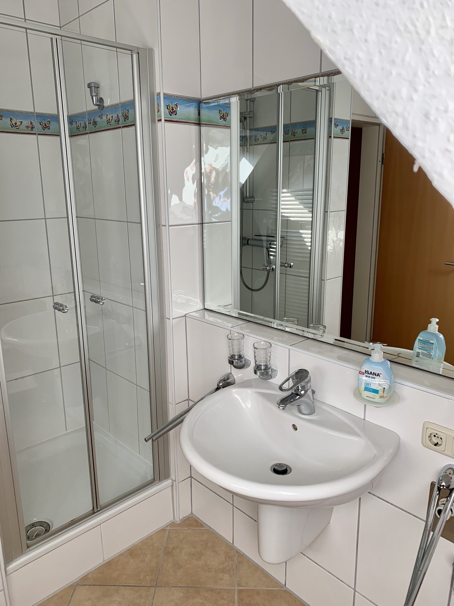 Duschbad im 2. OG
