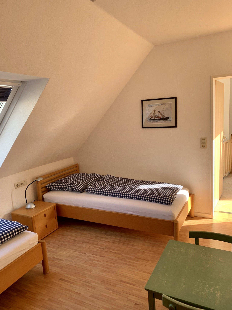 Zweibettschlafzimmer 2. OG