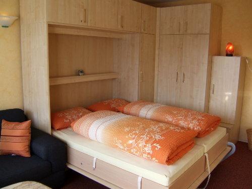 Das ausklappbare Doppelbett