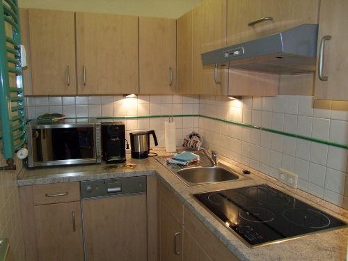 Die Küche - klein, fein und komplett