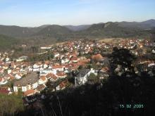 Blick über das Oberdorf
