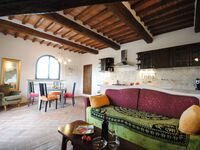 Villa Casa Ripi - Apartment Pavone in Radicondoli - kleines Detailbild