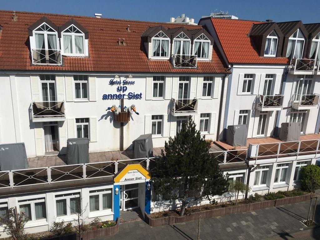Umgebung Friedrichstrasse