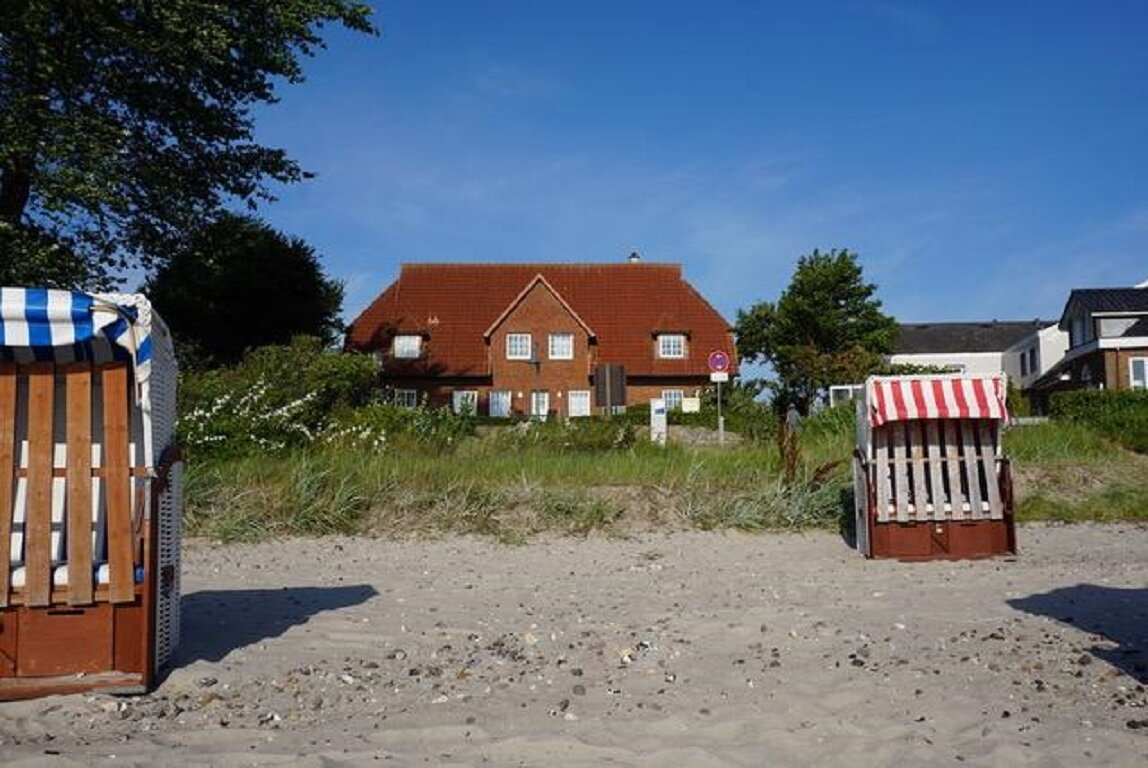 Umgebung von Ferienwohnung G�stehaus Holnis