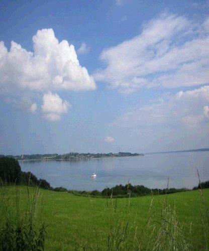 Blick über die Ostsee nach Dänemark