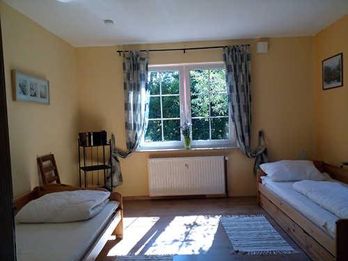 Wohnung 1 Schlafzimmer rechts