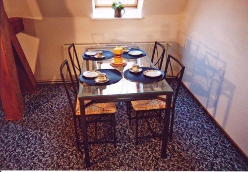 Wohnung 2 Wohn- und Essbereich