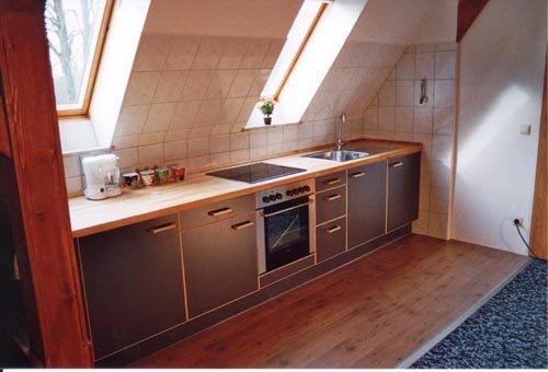Wohnung 2 Küchenbereich
