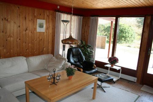 Blick von Wohnzimmer in der Natur