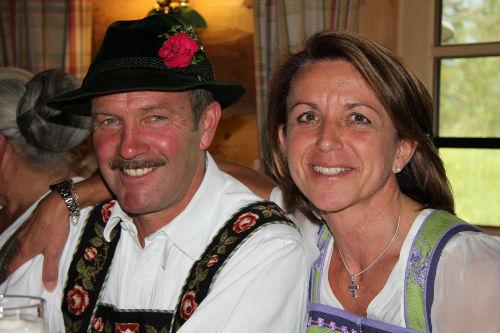 Josef und Gabriele Holzer