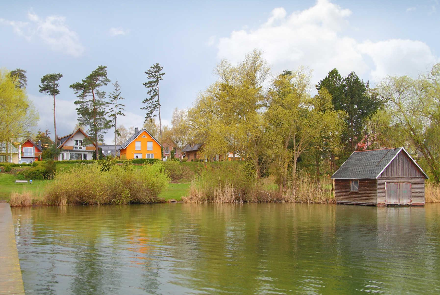 Aufgang zur alten Mühle in Röbel