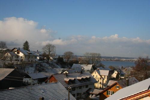 Breitbrunn Wintereinbruch 2009