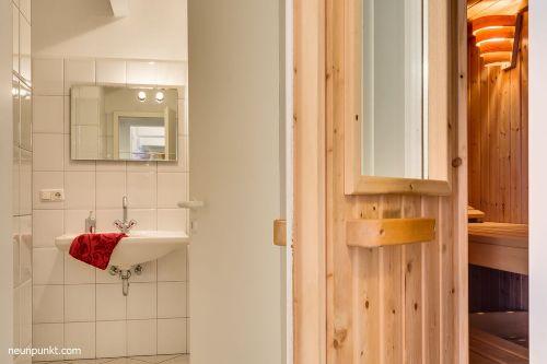 Duschbad/ Sauna