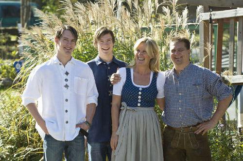die Familie Kessler