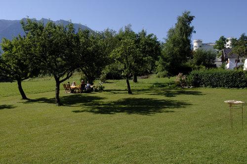 Unser gemütlicher und ruhiger Obstgarten