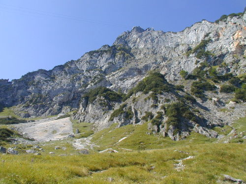 Unser Hausberg der Untersberg
