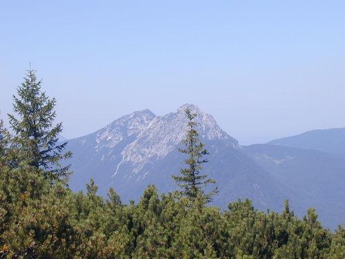 herrliche Aussicht vom Untersberg