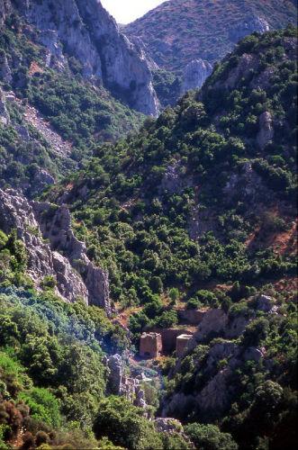 Alte Bergwerke