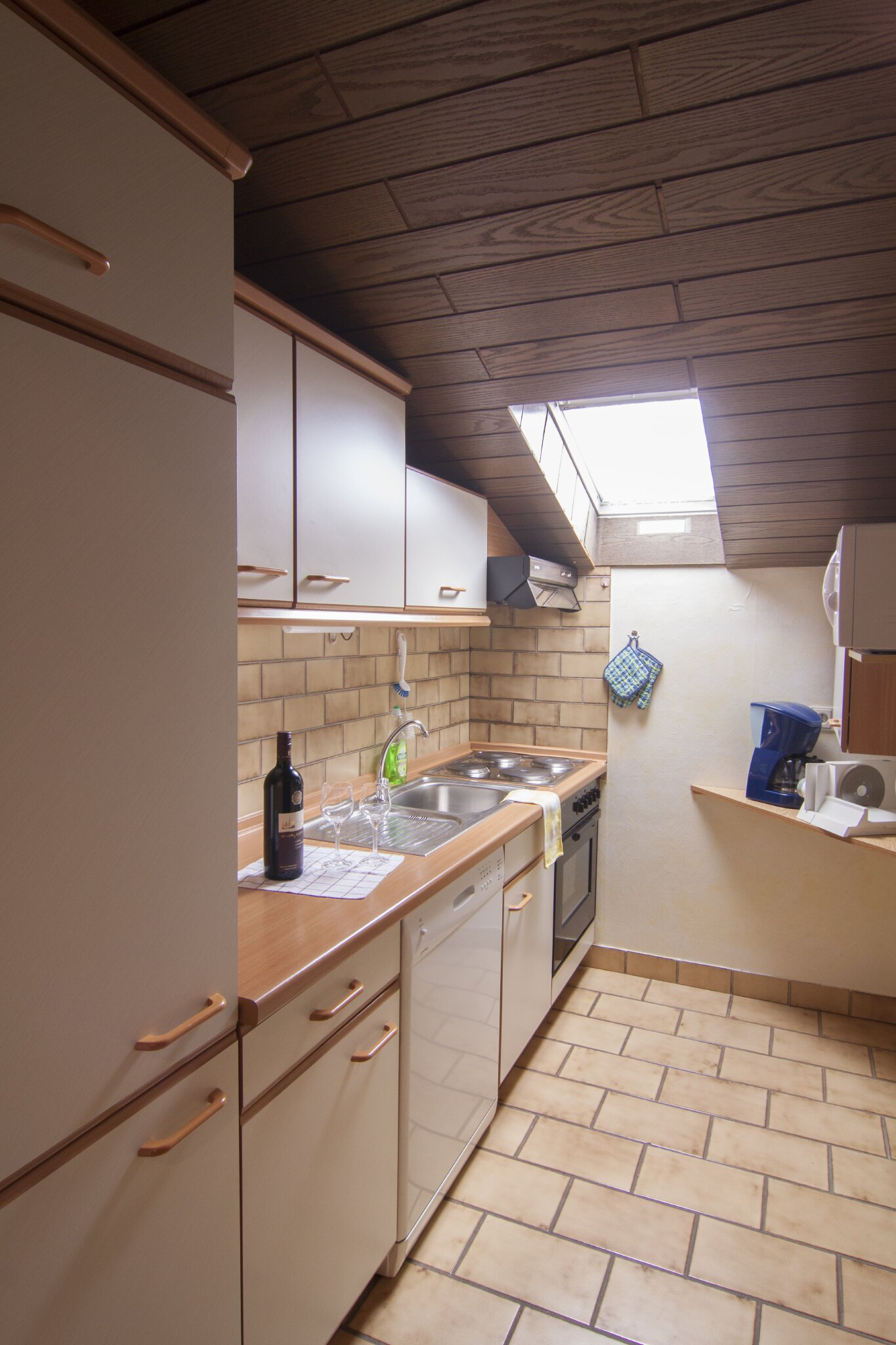 K�che Wohnung 2