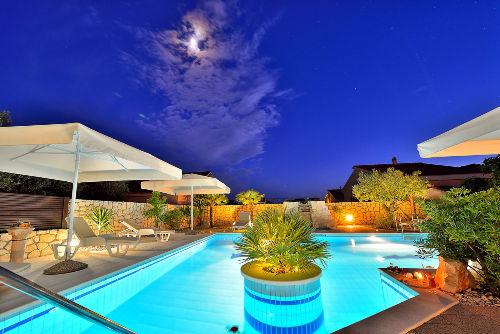 Detailbild von Villa Dalmatina - Ferienwohnung Nr. 3