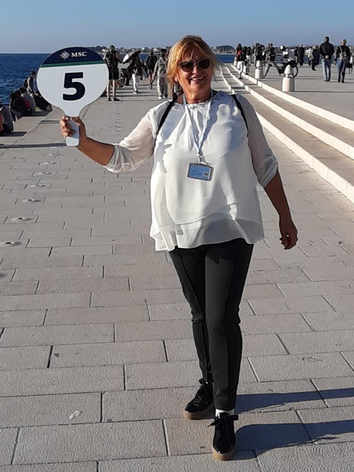 Ich bin Mirjana und spreche Deutsch-Kroa