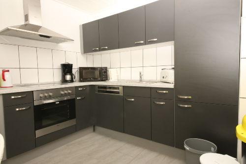 Küche, renoviert Januar 2014